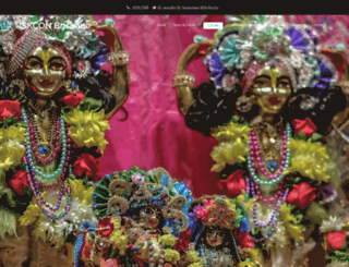 iskcon.org.au screenshot