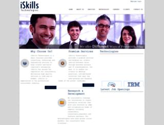 iskillstechnologies.com screenshot