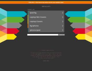 iskinz.com screenshot