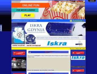 iskragdynia.futbolowo.pl screenshot