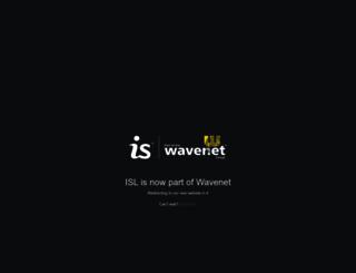 isl.com screenshot