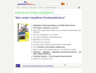 islaendisch-kindersprachkurs.online-media-world24.de screenshot