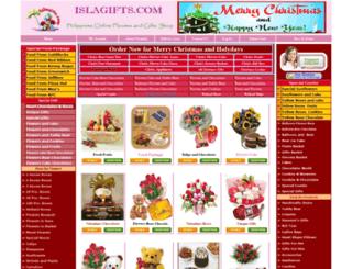islagifts.com screenshot