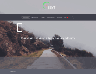 islamadavet.net screenshot