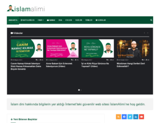 islamalimi.com screenshot