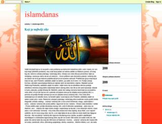 islamdanass.blogspot.com screenshot