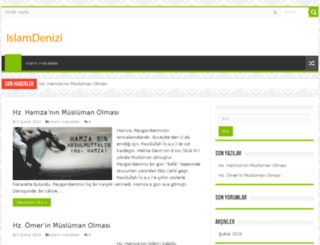 islamdenizi.net screenshot