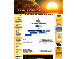 islamguiden.com screenshot