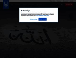 islamic-relief.org.uk screenshot
