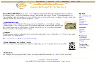 islamicart.com screenshot