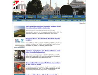 islamictourism.com screenshot