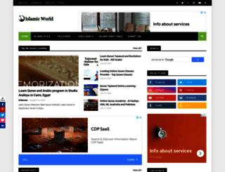 islamicworld5.blogspot.com screenshot