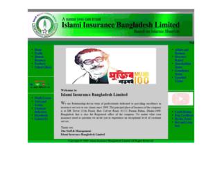 islamiinsurance.com screenshot