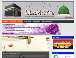 islamisite.net screenshot