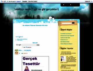 islamisohbed.blogspot.com screenshot