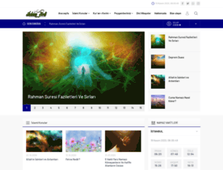 islamseli.com screenshot
