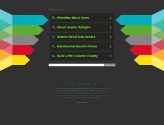 islamzivot.com screenshot