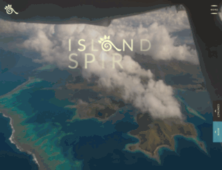island-spirit.org screenshot