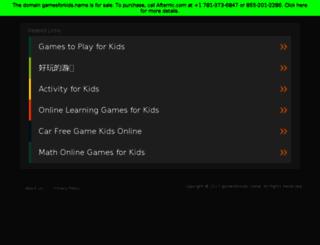 island.gamesforkids.name screenshot