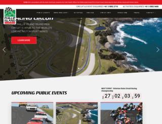 islandclassic.com.au screenshot