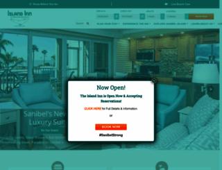 islandinnsanibel.com screenshot