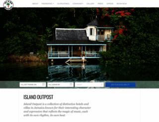 islandoutpost.com screenshot