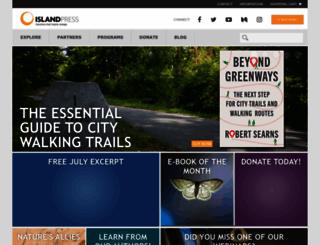 islandpress.org screenshot