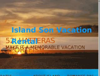 islandson.com screenshot