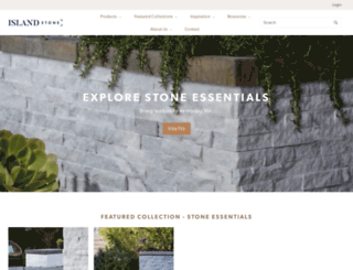 islandstone.com screenshot