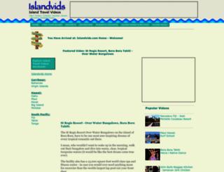 islandvids.com screenshot