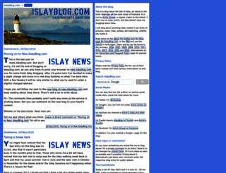 islayblog.com screenshot