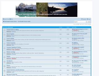 isleroyaleforums.com screenshot