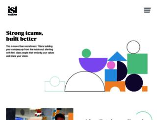 isluk.co.uk screenshot