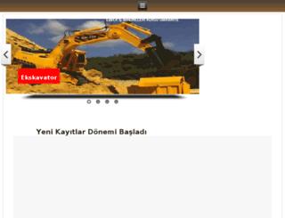 ismakinalariehliyeti.com screenshot