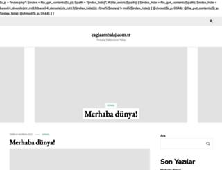 ismakinesikirala.com screenshot