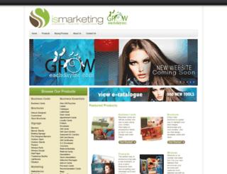 ismarketingweb.com screenshot