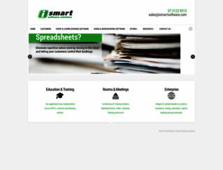 ismartsoftware.com screenshot