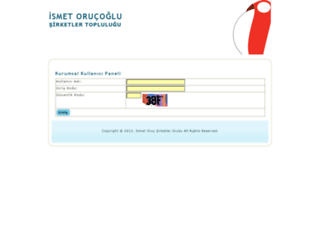ismetorucogluportal.com screenshot