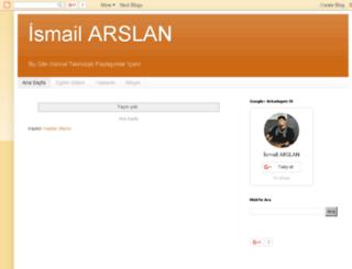 ismlarsln.blogspot.com.tr screenshot