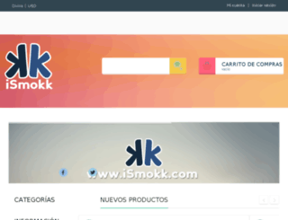 ismokk.com screenshot