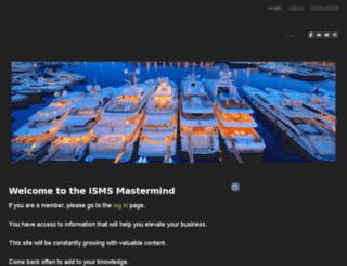 ismsmastermind.com screenshot