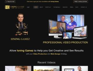 isning.com screenshot