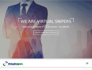 isnipers.com screenshot