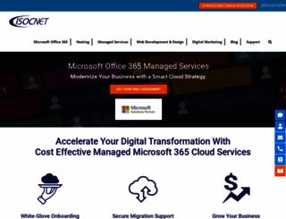 isoc.net screenshot