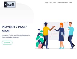 isoft.com.tr screenshot