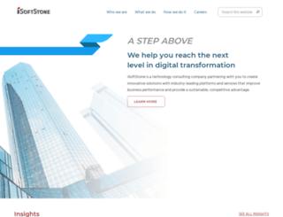isoftstoneinc.com screenshot
