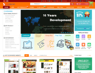 isoftvalley.com screenshot