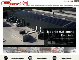 isolpack.com screenshot