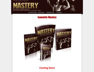 isometricmastery.com screenshot