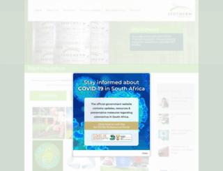 isotherm.co.za screenshot